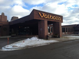 Thunder Bay's Valhalla Inn - a popular place for business and tourists