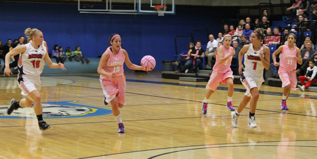 # 15 Carolyn Fragale Charges in Shoot for the Pink Shootout