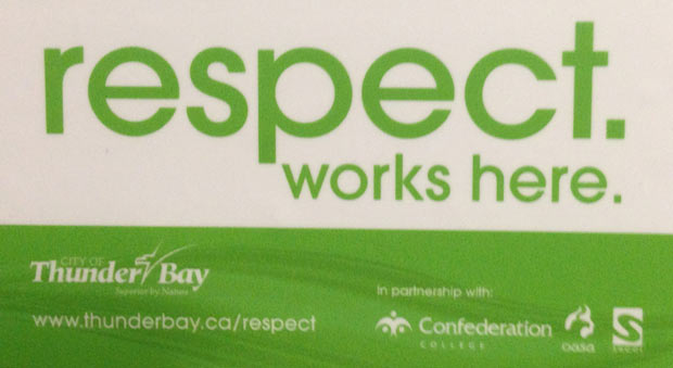 Respect Works Here