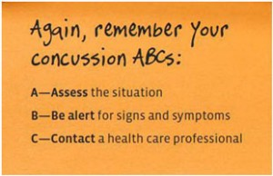 Sports concussion basics
