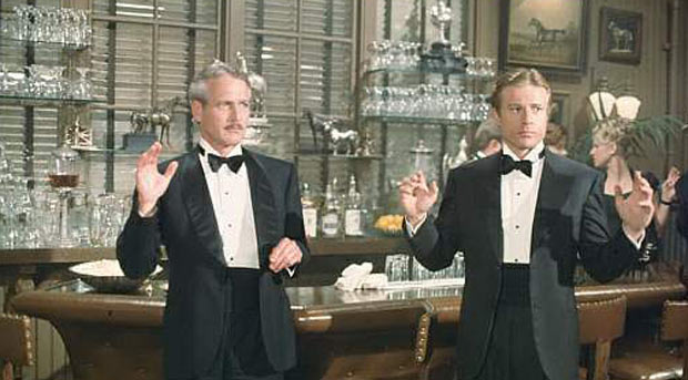 The Sting - Classic Movie with Robert Redford and Paul Newman