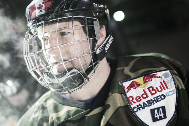Red Bull Crushed Ice - Adam from Canada