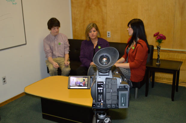 Andrea Horwath sits down to talk about youth issues