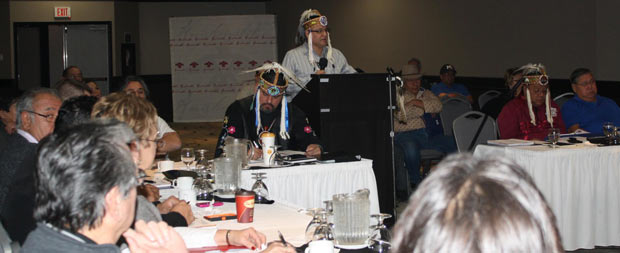 Anishnawbek Nation calls special meeting