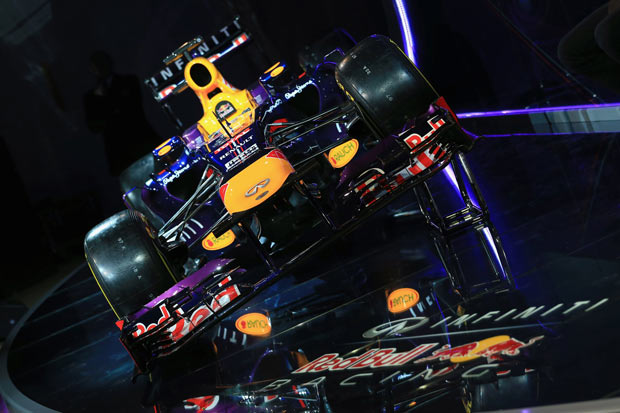 Infiniti Red Bull Racing - New R9 Unveiled - Photo by Milton Keynes
