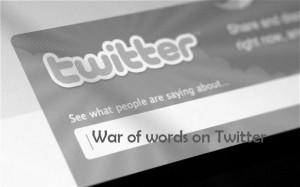 Twitter War with NCC Walking Dead