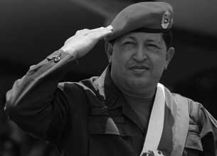 President Hugo Chavez has died