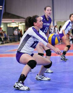 Lakehead Women's Volleyball is pleased to announce the commitment of Sara Potter to attend Lakehead University