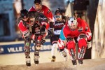 Red Bull Crashed Ice – Switzerland wins in Quebec