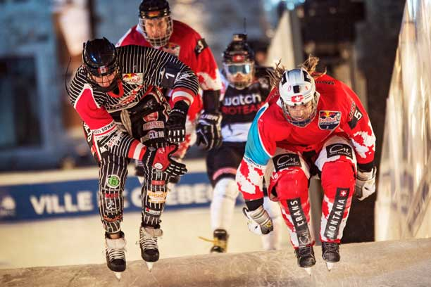 Red Bull Crashed Ice &#8211; Switzerland wins in Quebec