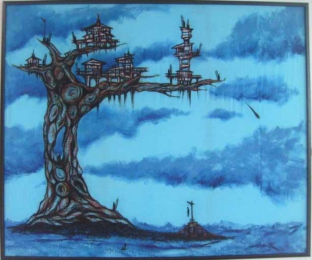 Tree House Cuba - Habana Art Gallery