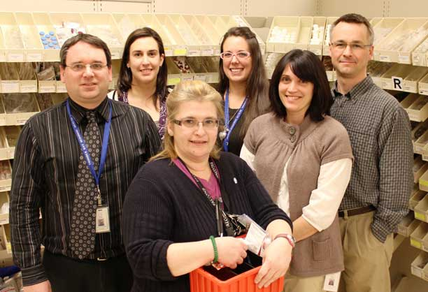 Pharmacists and Pharmacy Technicians - TBRHSC