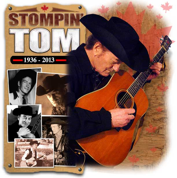 Stompin&#8217; Tom Connors Dead &#8211; Canada is quieter today