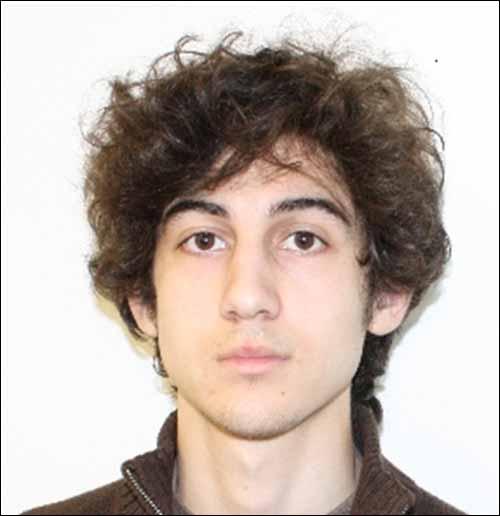 Dzhokar Tsarnaev boston marathon bomber