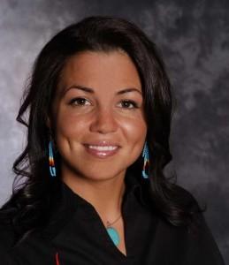 Fort William First Nation Chief Georjann Morriseau