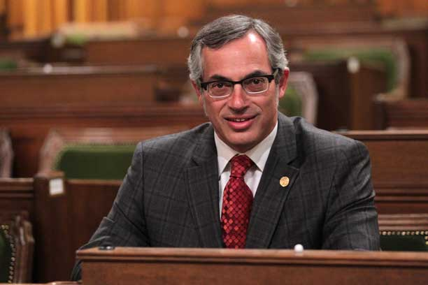 Fednor Minister Tony Clement