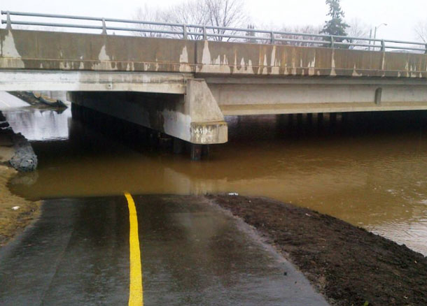 Thunder Bay &#8211; Risk of Flooding in Low Lying Areas