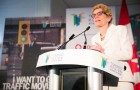 Premier Kathleen Wynne addresses Toronto Board of Trade
