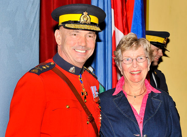 RCMP Honour Wives of Early Officers