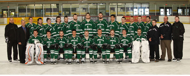 SIJHL Champions Minnesota Wilderness