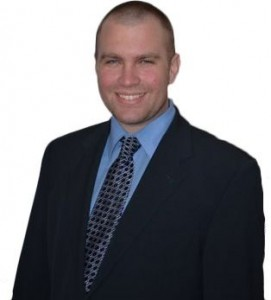 Timmins Councillor Steve Black