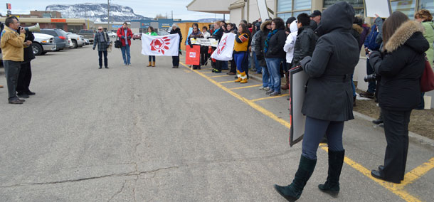 Ontario Chiefs Education Rally