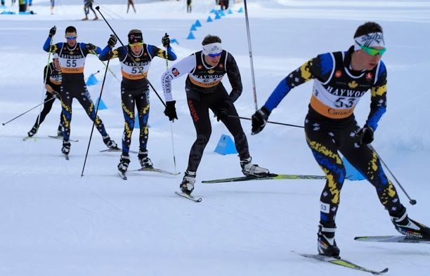 Lakehead University skiers off to great start