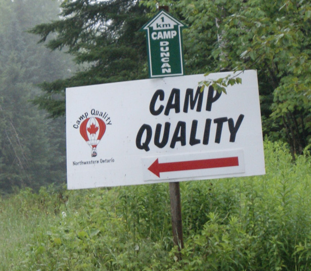 Camp Quality – What a Weekend