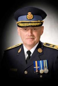 OPP Commissioner Chris D. Lewis