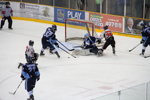 Dudley Hewitt Cup – Thunderbirds fall behind