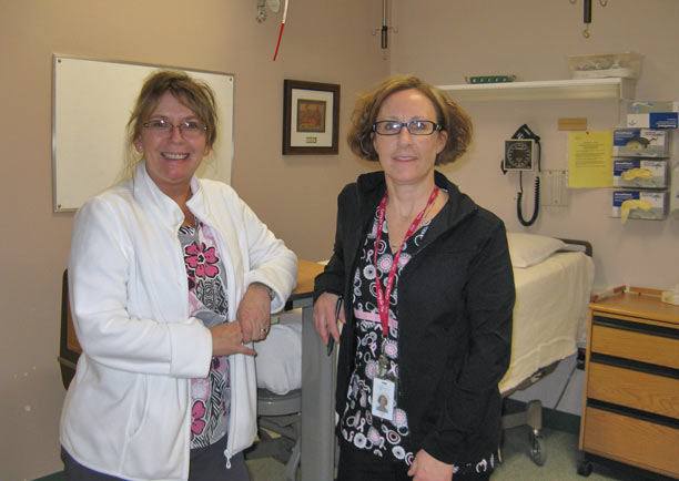 Nipigon Chemotherapy Team serves the region