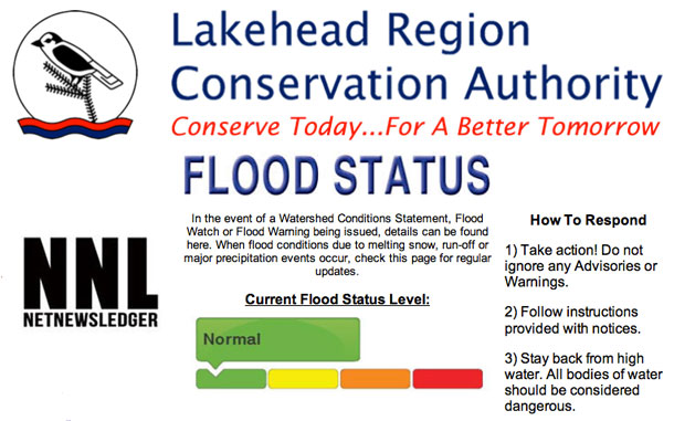 Flood Outlook for Northern Ontario
