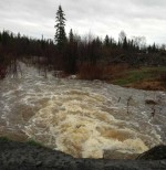 Flooding on Fort William First Nation