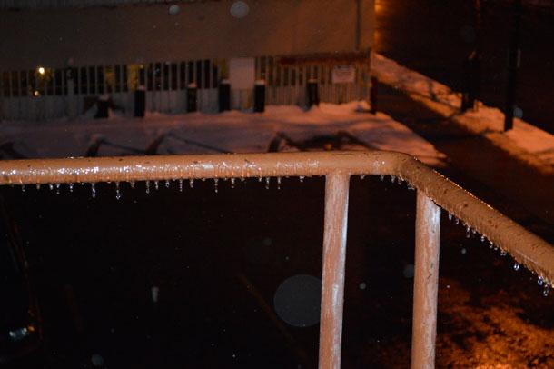 Freezing Rain Thunder Bay
