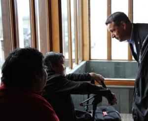 Rickford meets with Attawapiskat
