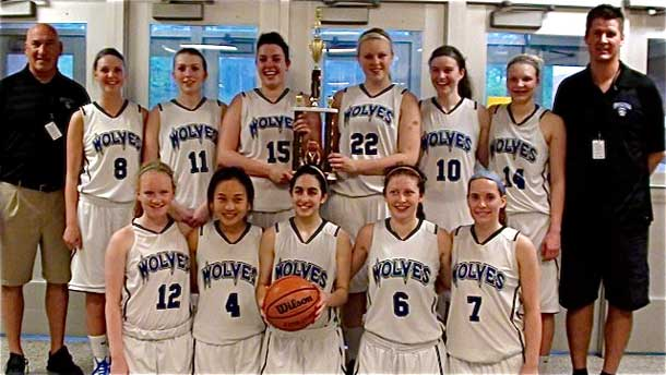 Junior Wolves Undefeated Dream Season