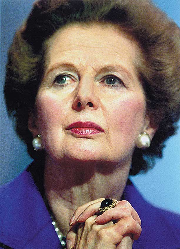 Margaret Thatcher – 13 October 1925 – 8 April 2013