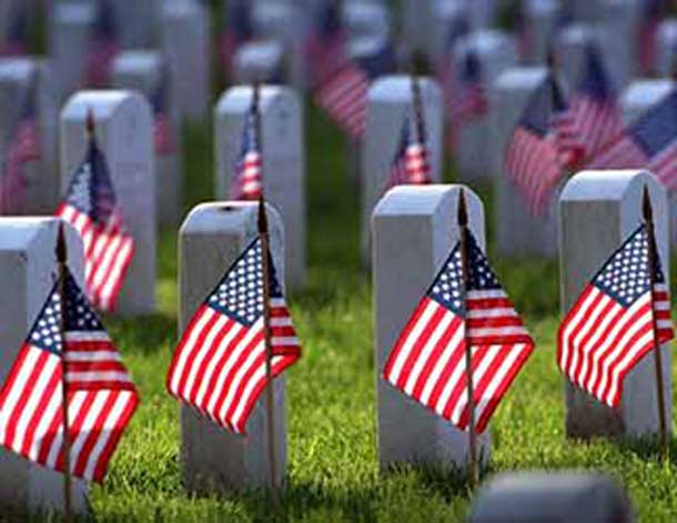 Memorial Day No Atheists in Foxholes