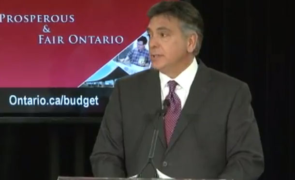 Ontario Budget Garners Reviews