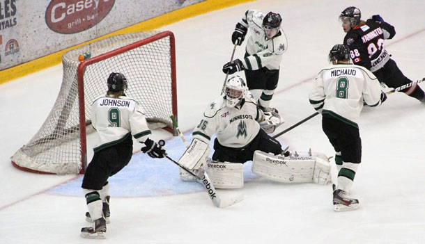 Minnesota Wilderness shutout Soo Thunderbirds