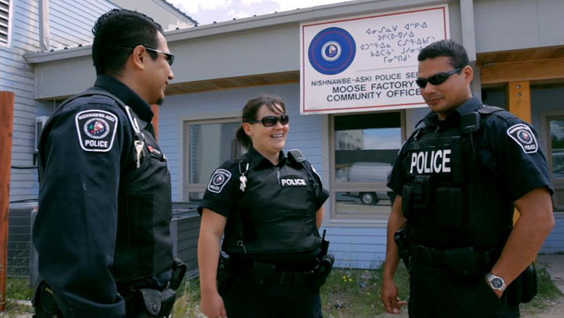 First Nations Policing Funding Secured