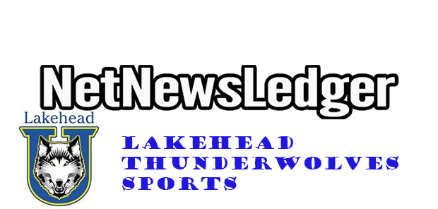 Lakehead Thunderwolves Track Team in Alberta
