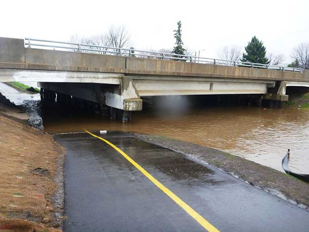 Flooding Impacting Thunder Bay Region