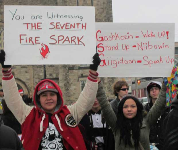 AFN National Chief – Young People's Voices Gaining Strength