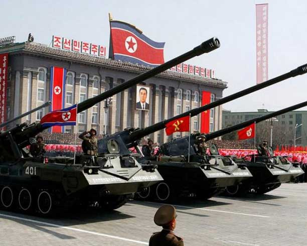 North Korea Ramping Up Nuclear Option