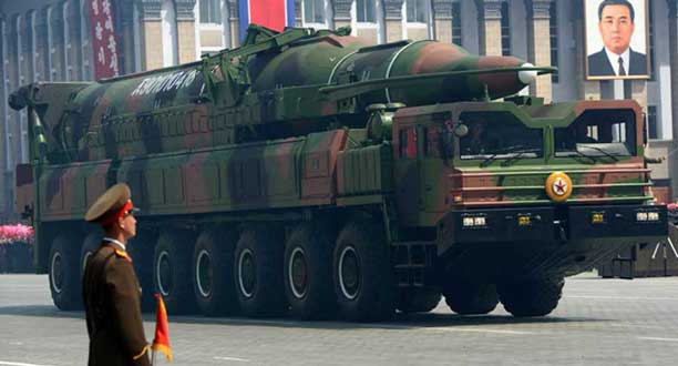 Heart of Korean Crisis – Weapons