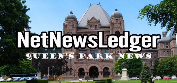 From Queen's Park – Throne Speech / Gas Plants