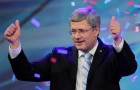 Prime Minister Harper announces Wright Resignation