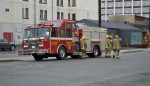 Thunder Bay Fire Rescue Busy Fighting May Street Blaze