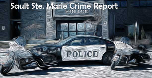 Sault Ste Marie Police Daily Crime Report April 6 2013